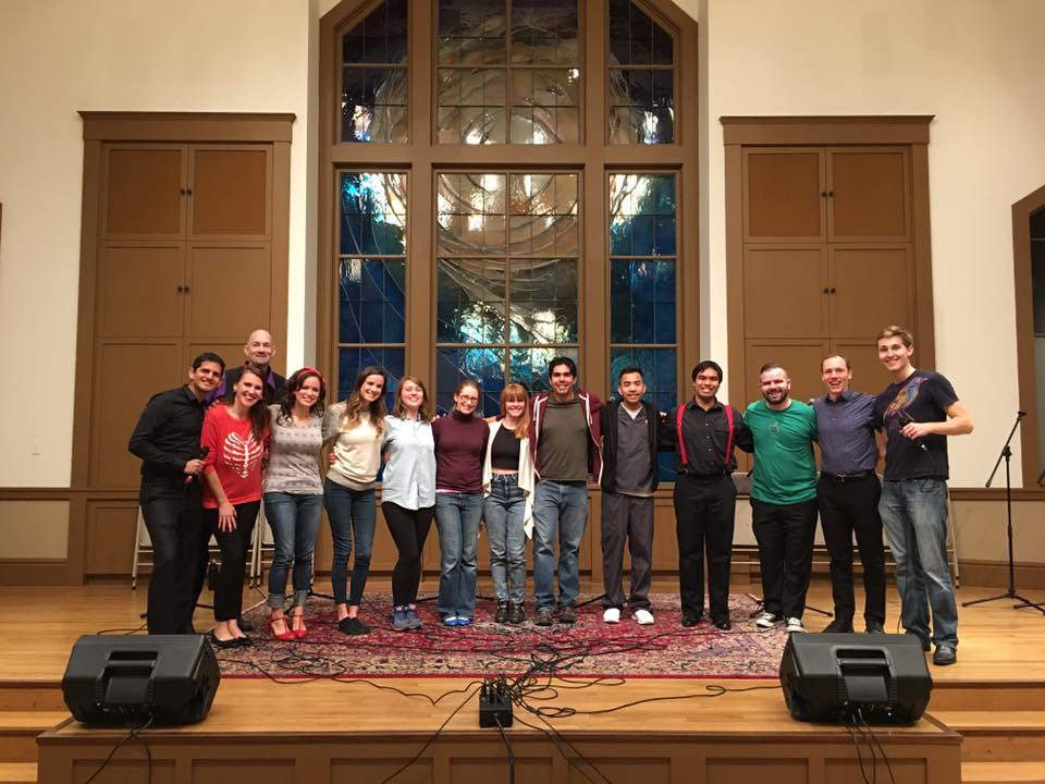 Noe Valley Ministry group photo